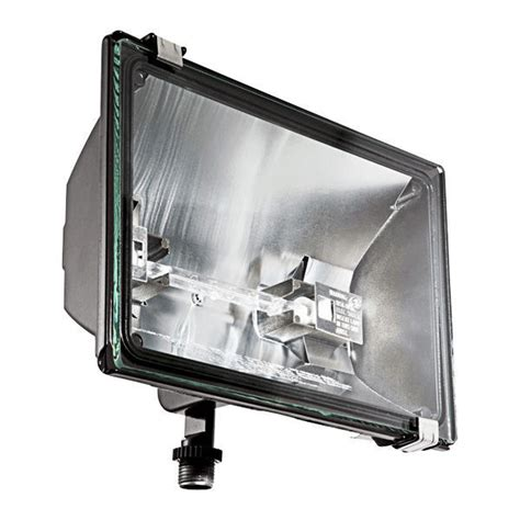 500 watt quartz l halogen outdoor flood light fixture rab qf500 500 watt