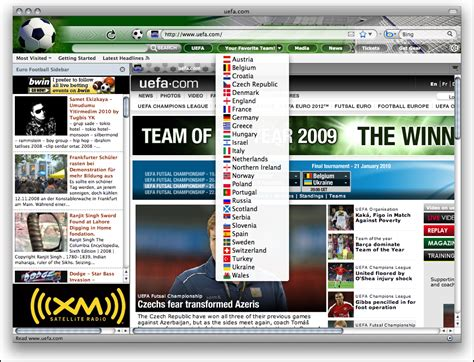 firefox best themes download world cup soccer firefox theme euro football theme for