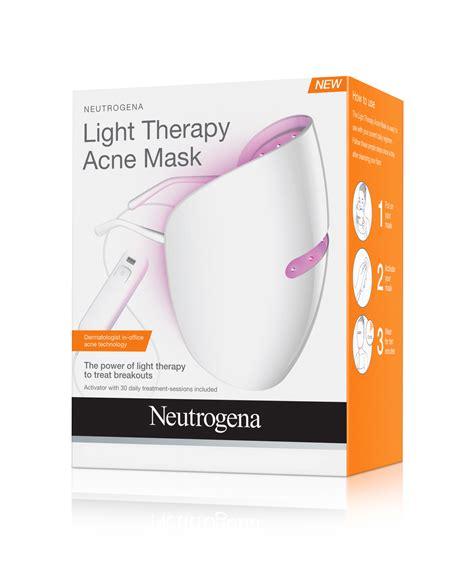 light therapy mask amazon com neutrogena light therapy acne mask
