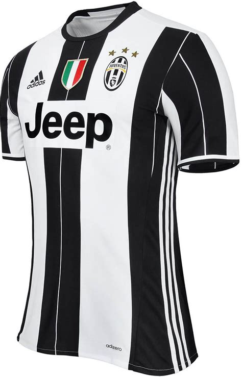 Jersey Juventus Home 2016 2017 juventus 16 17 home kit released footy headlines