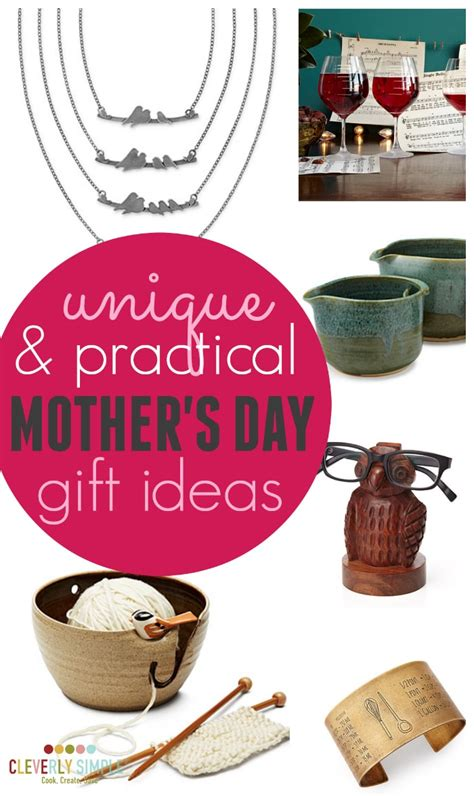 unique mothers day gifts unique practical gifts for mother s day simple recipes