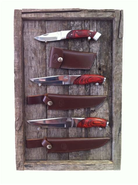 how to display knives best 25 knife display ideas on wall