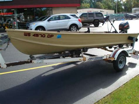 nw aluminum boat trailers northwoods 14 northwoods boats for sale