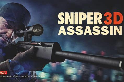 download mod game sniper 3d sniper 3d assassin gun shooter mod apk v2 10 3