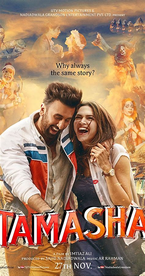 indian film for oscar 2015 tamasha 2015 imdb