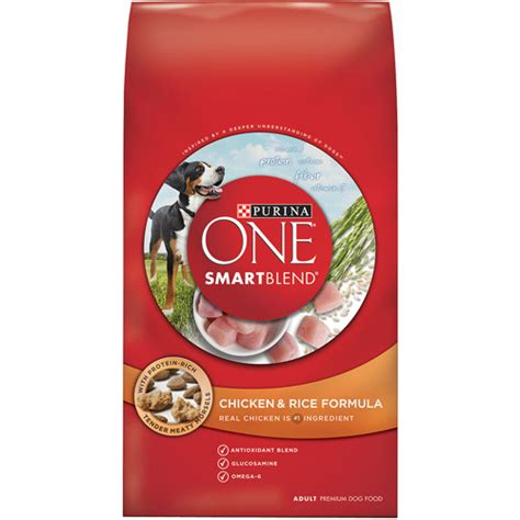 purina smartblend puppy purina one smartblend premium food chicken and rice formula 31 1 lb bag