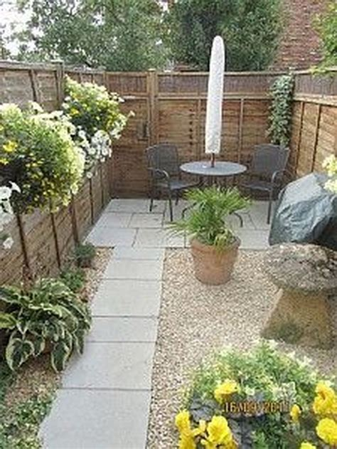 Small Patio Design Ideas On A Budget   great very small