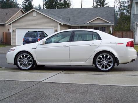 2005 Acura Tl 0 60 by Acura Tl Custom Wheels Velocity 898 20x8 0 Et 45 Tire