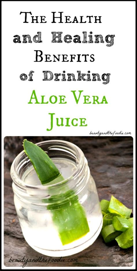 Aloe Vera Detox Diet Plan by The Health And Healing Benefits Of Aloe Vera Juice