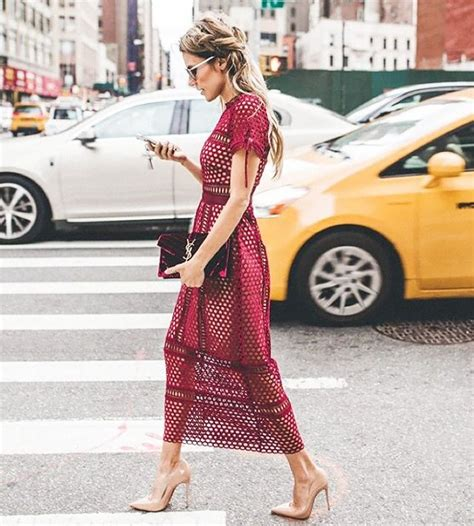 Fashion Dress Hello My Lovely what it takes to create the instagram according to fashion whowhatwear