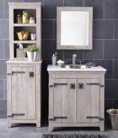americana vanity cabinet and hutch by trails - Bathroom Vanity Hutch Cabinets