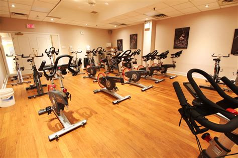 room spinning fitness richmond hill country club