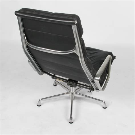 eames soft pad lounge chair ottoman at city issue atlanta