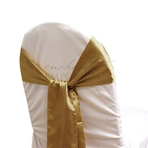 satin chair sashes hire images pinterest