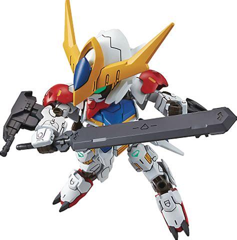 Sd Ex Gundam Barbatos Lupus Sep168097 Gundam Sd Ex Standard 014 Barbatos Lupus Mini