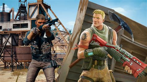 fortnite vs pubg is fortnite better than pubg attack of the fanboy