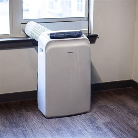 edgestar   btu portable air conditioner white