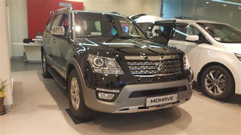 kia mohave specs kia mohave diesel 2017 fully loaded spec