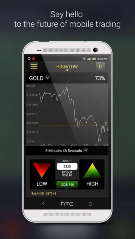 mobile options 24option review binary options broker easy trading signals