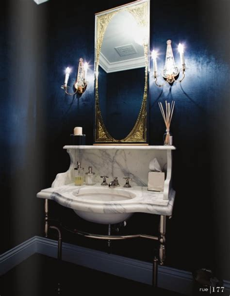 dark blue bathroom ideas 67 cool blue bathroom design ideas digsdigs