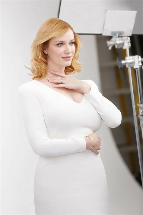 Color For Men by Mad Men Star Christina Hendricks On Beauty And Fashion
