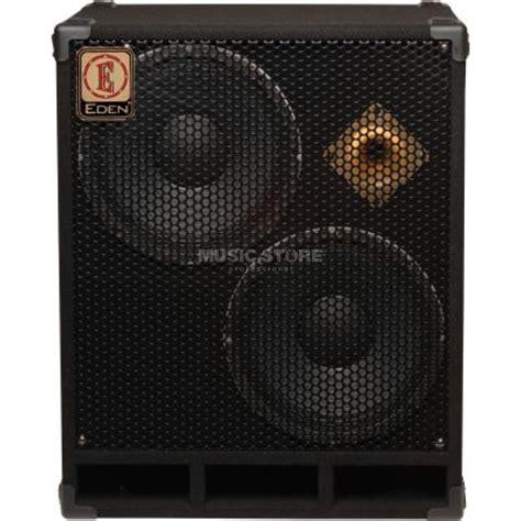 4 ohm speaker cabinet eden baffle d 212 xst 4 ohms