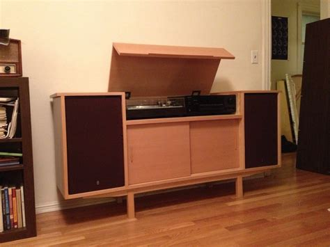 How To Build A Record Cabinet plans for record cabinet plans free
