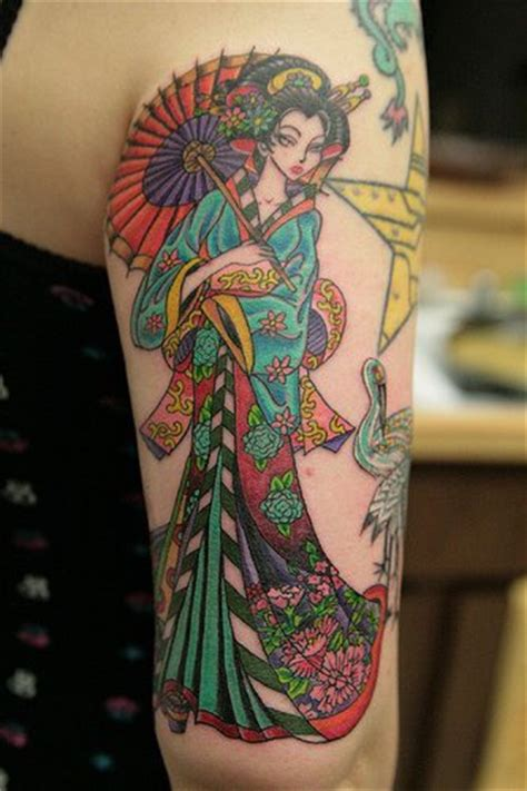 tattoo geisha arm geisha arm tattoo tattooimages biz