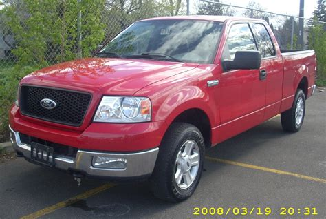 04 Ford F150 by File 04 06 Ford F 150 Extended Cab Jpg Wikimedia Commons