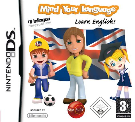 Would You Let Your Learn From A Nintendo Ds by Mind Your Language Learn Sur Nintendo Ds