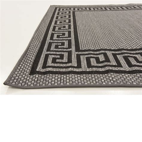 large thin rug modern outdoor thin area rug contemporary plain large small carpet gray brown ebay