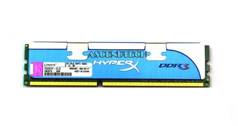 Kingston Memory Ddr3 2gb Pc 12800 1600mhz kingston hyperx 2gb ddr3 1600mhz pc3 12800 240 pin dimm