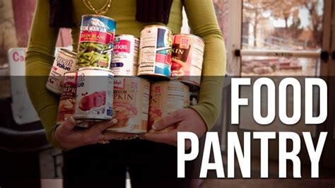 Food Pantry by Hillside Community Church