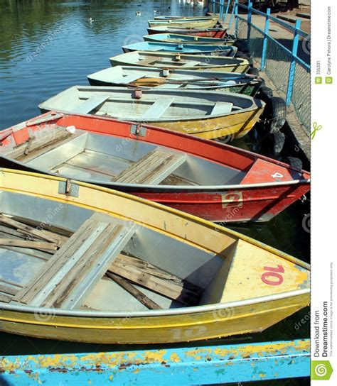 p row boat old row boats stock image image of fence paddles