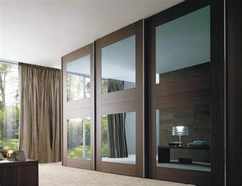 Contemporary Closet Doors Sliding Closet Doors To Hide Storage Spaces And Create Clear Modern Interior Design