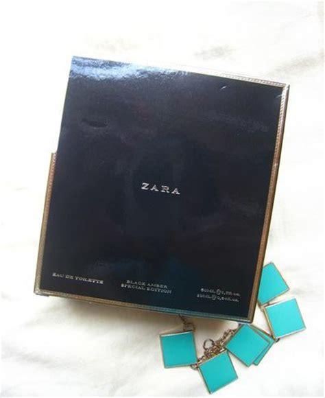 Parfum Zara Black Special Edition zara black special edition edt review