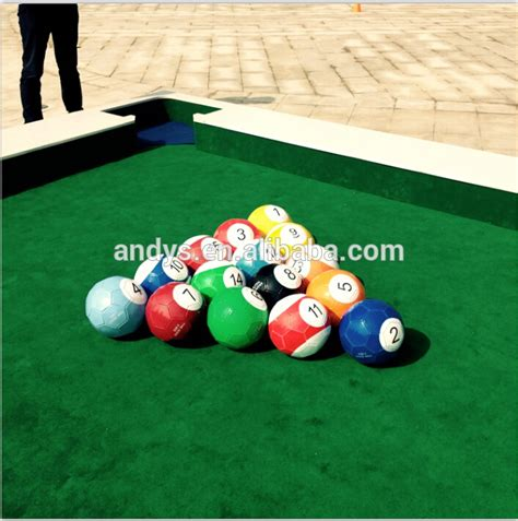 high quality newest sports game snookball game football