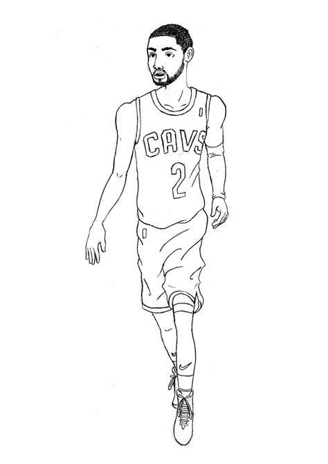 sketch book of washington irving kyrie irving pencil drawing by kulstowibra on deviantart