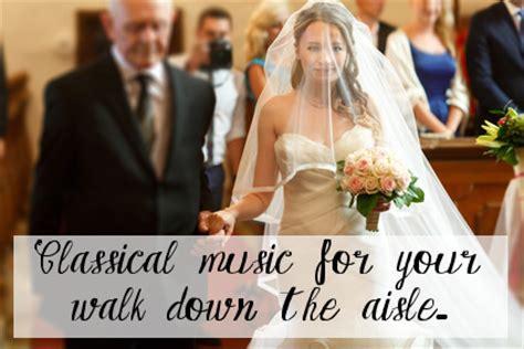 wedding ceremony classical