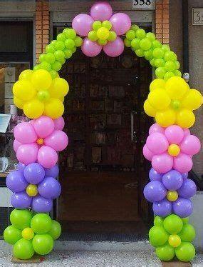 arco fiori arco di palloncini con fiori archi alberi fiori e