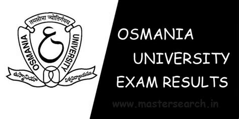 Manabadi Mba Results 2016 Ou osmania results 2016 ou degree results 2016