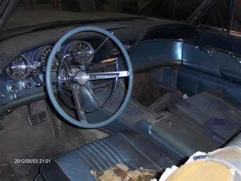 1963 Thunderbird Interior by 1963 Ford Thunderbird Pictures Cargurus