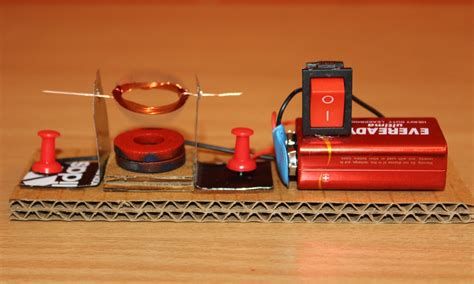 how to make a simple motor with a magnet how to build an mini electric motor simple
