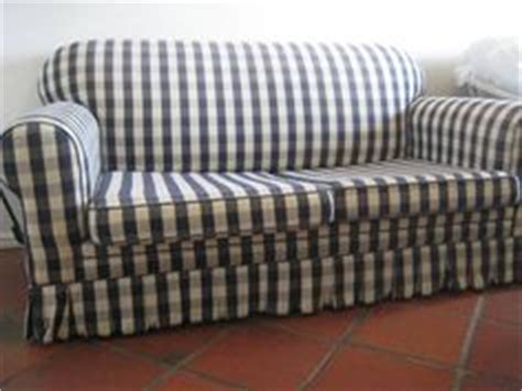 And White Checkered Sofa by 1000 Images About Sofas On Striped Fabrics