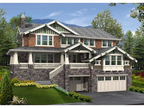 farmhouse plans craftsman home plans tara pier craftsman home plan 071s 0014 house plans and more