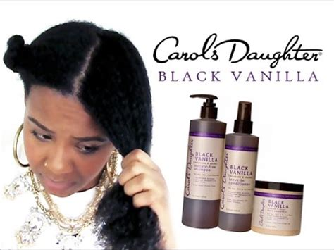 short natural hair carols daughter natural hair carol s daughter black vanilla product