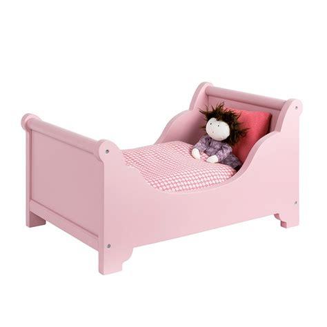 lit de poup 233 e avec parure de lit moulin roty jouet et loisir