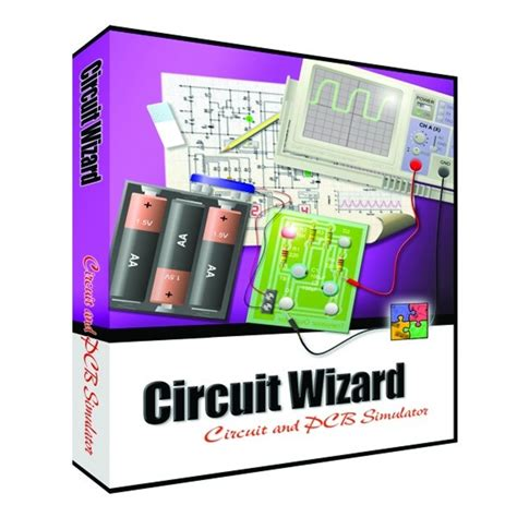 circuit board simulator circuit wizard pro pcb design board simulation software