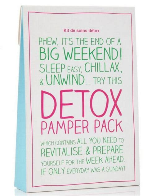 Detox Liverpool by Best Secret Santa Gifts For Adults For 163 10 And