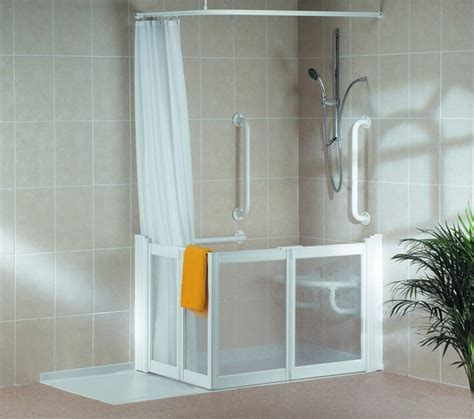 Aluseal Half Height Shower Enclosures Neaco Esi Half Height Shower Doors